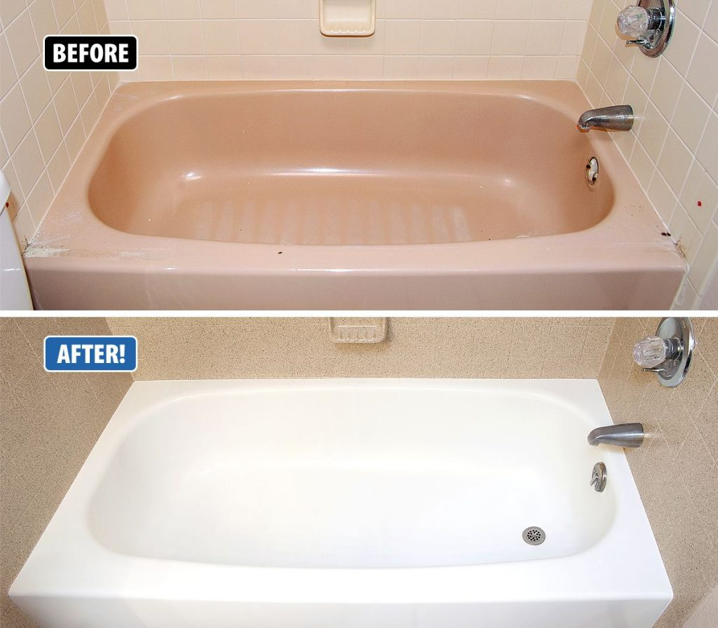 Bathtub Refinishing Service In Nm Handyman Services Of Albuquerque