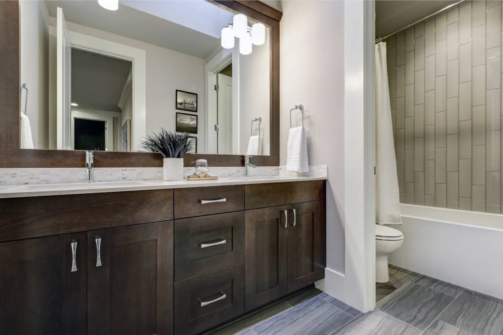 Bathroom Vanity Installation Repair