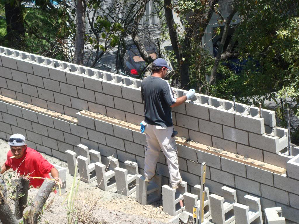 Block Wall Contractor Services   Handyman Services of Albuquerque